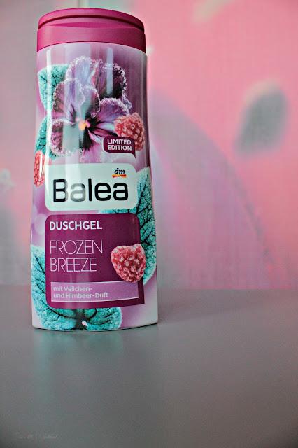 Beauty | xxl Shoppingausbeute - haul, shopping, balea, shower, duschgel, frozen breeze, limited edition, dm, winter le