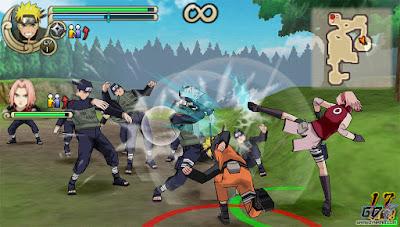 Kumpulan Game PSP dan PPSSPP Naruto ISO Android PC 1