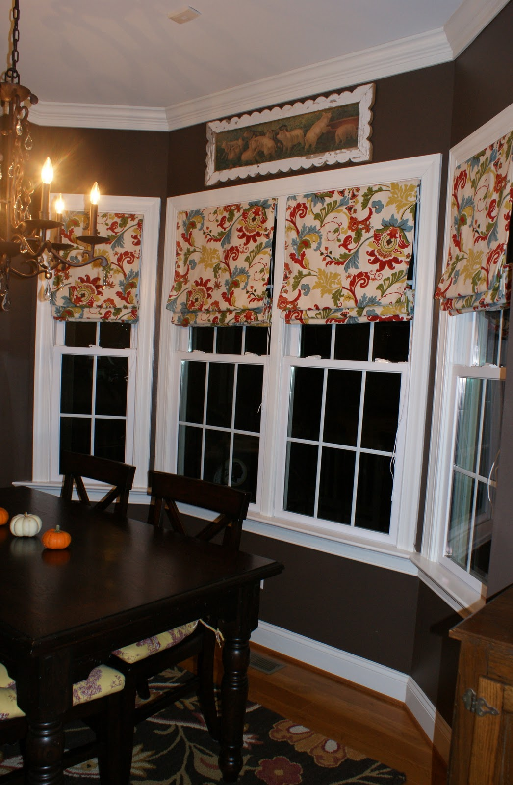 olivia grayson interiors diy roman shades. Black Bedroom Furniture Sets. Home Design Ideas