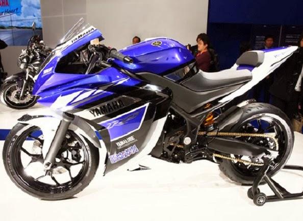 Detail Yamaha R25 Konsep 2014
