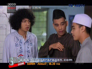Petaka Marbot Sombong Trans TV