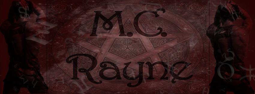 M.C. Rayne M/M Author