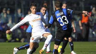 Atalanta Roma 4-1 highlights sky