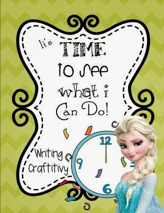 http://www.teacherspayteachers.com/Product/Winter-Writing-FROZEN-Elsa-Kristoff-Themed-New-Years-Goals-1622613