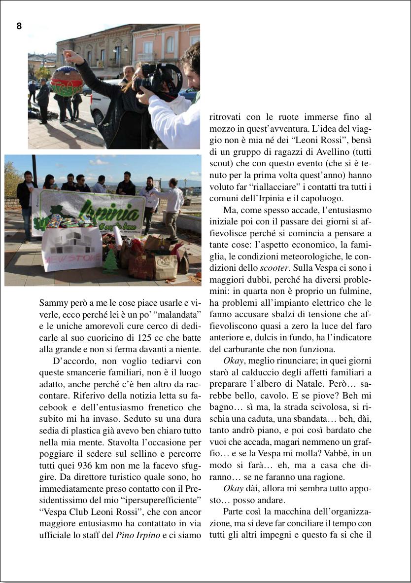 Pagina numero 8