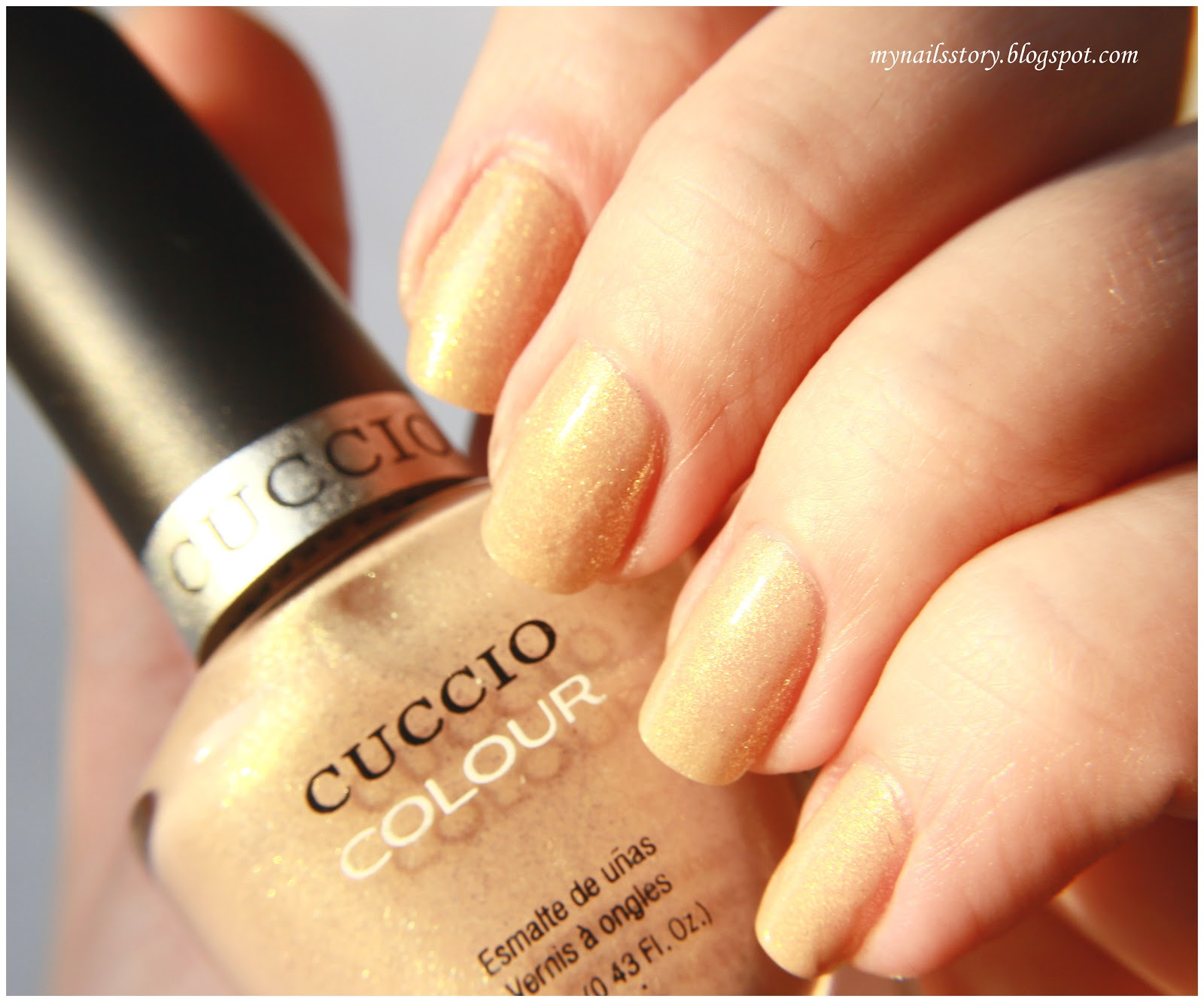 Cuccio Color Los Angeles Luscious