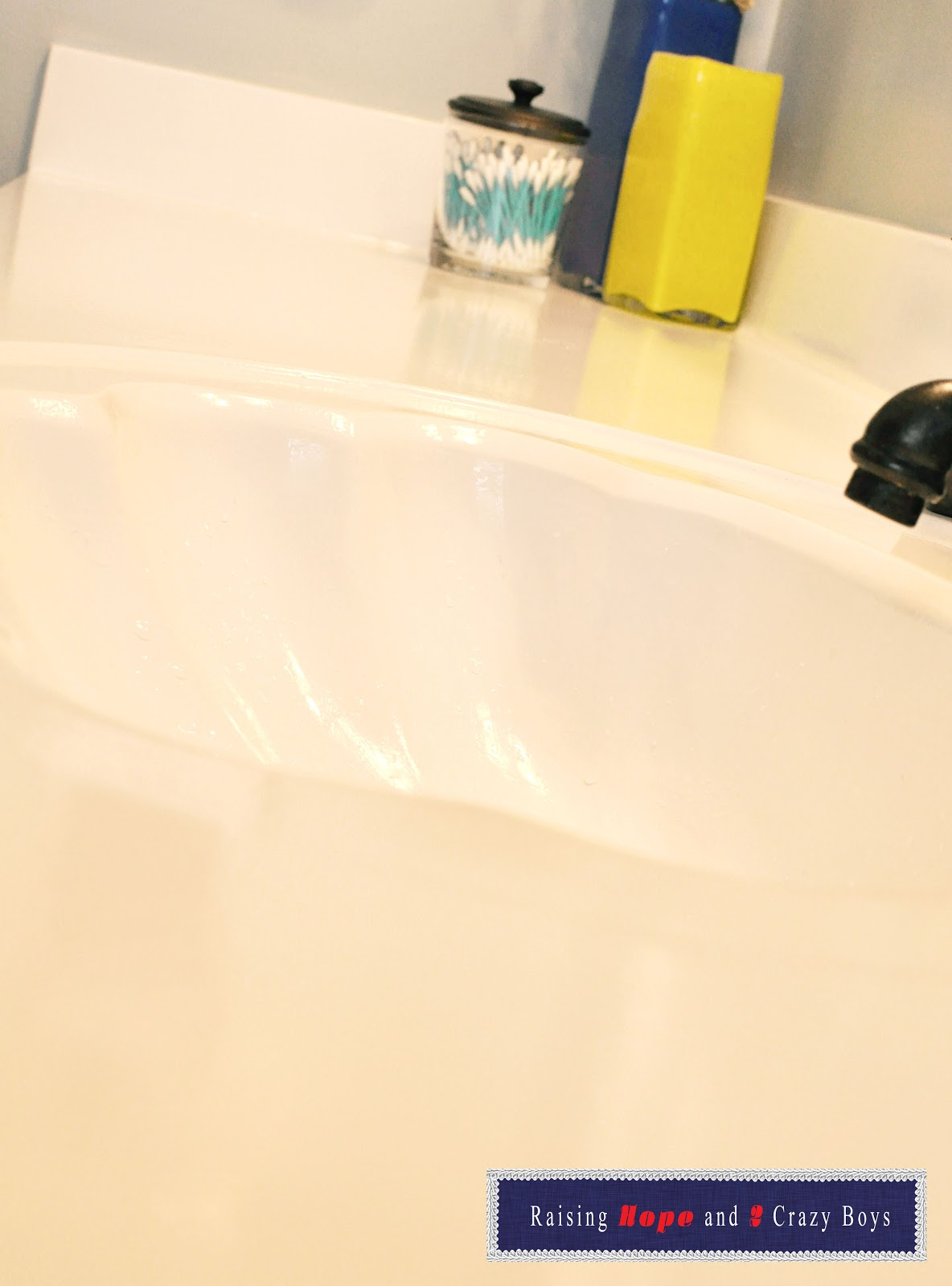 raising hope: {diy: rust-oleum tub and tile refinishing kit}