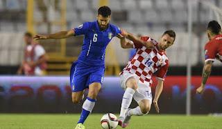 CROAZIA-ITALIA 1-1: AZZURRI BRAVI, MA SI POTEVA VINCERE