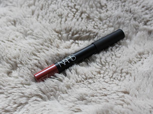 NARS Walkyrie Velvet Matte Lip Pencil | The Beauty Milk