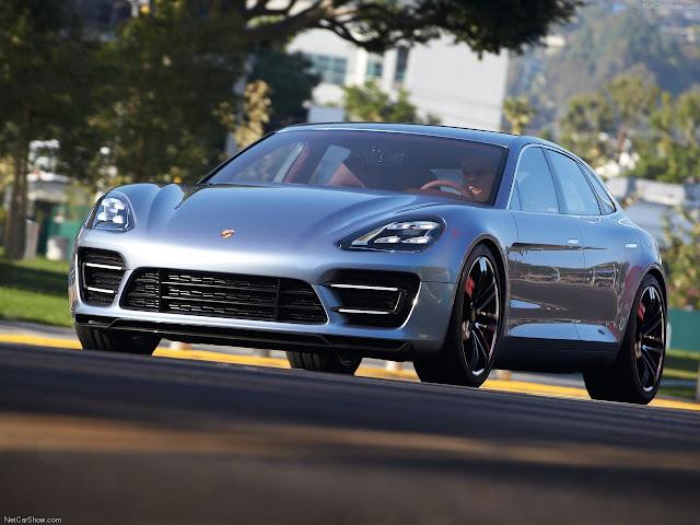 Porsche Panamera Sport Turismo Concept Photo