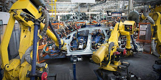 "VW Employee Were Killed ""Eaten"" Robot"