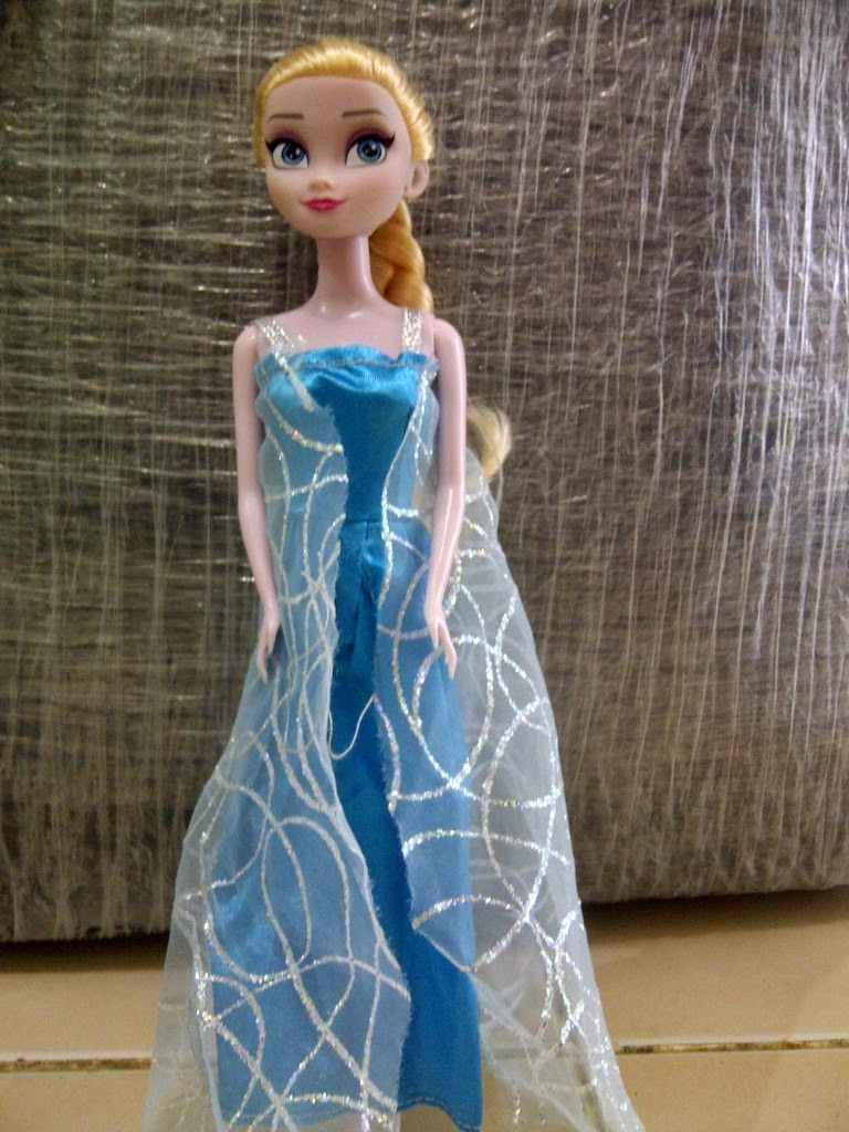 Gambar boneka disney frozen gratis untuk anak
