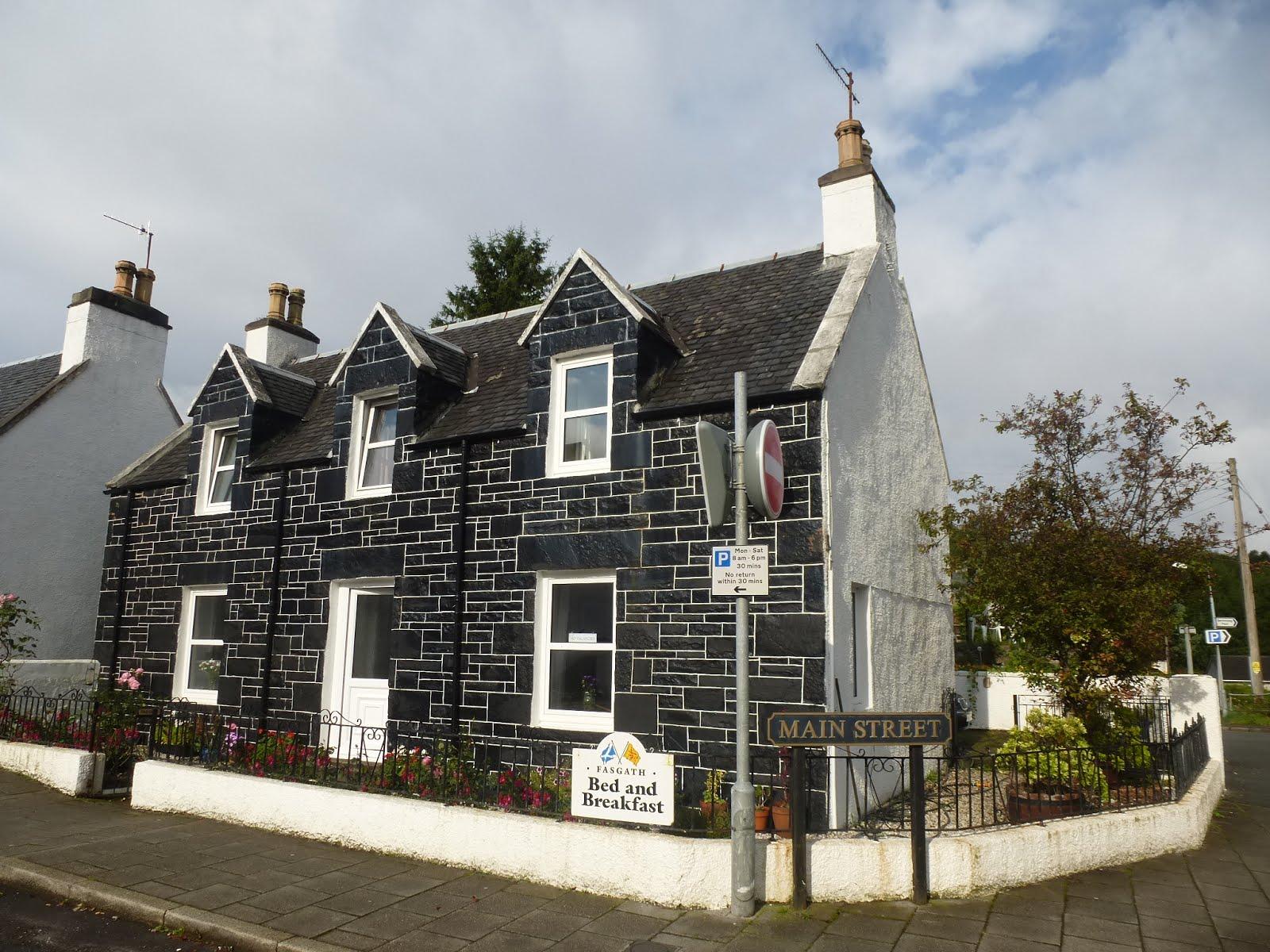 Alojamiento en la Isla de Skye (Escocia)