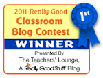 1st Place Blog Winner