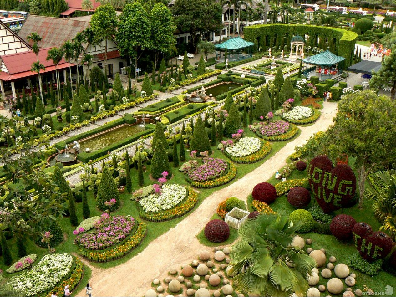 Los jardines mas bellos taringa - Casas con jardines bonitos ...