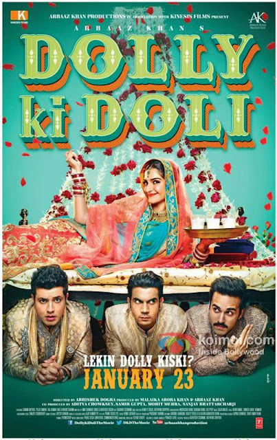 Dolly Ki Doli 2015 Hindi 720p WEB HDRip 750mb AC3 5.1