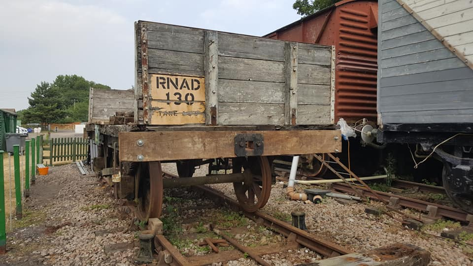RNAD Open Wagon