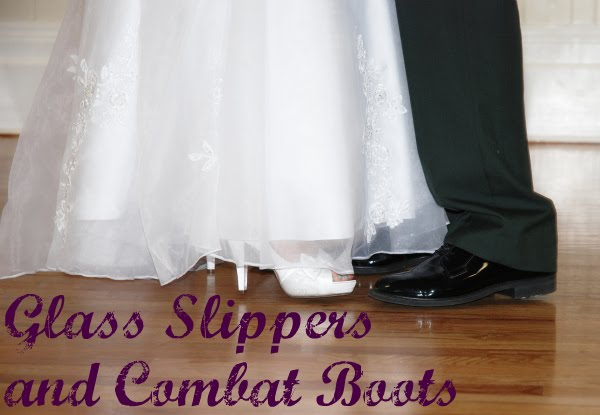 Glass Slippers and Combat Boots