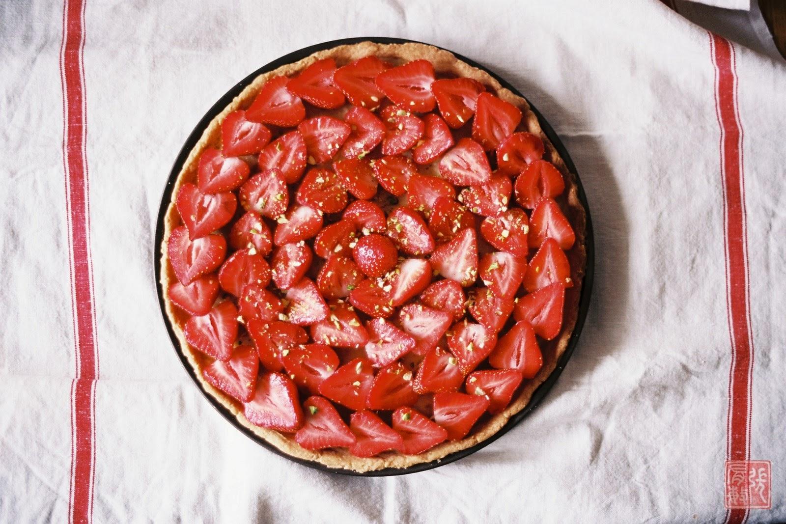 http://www.lapopottedemanue.com/2014/05/tarte-aux-fraises.html