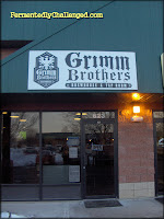 Grimm Brothers Brewhouse Tap Room