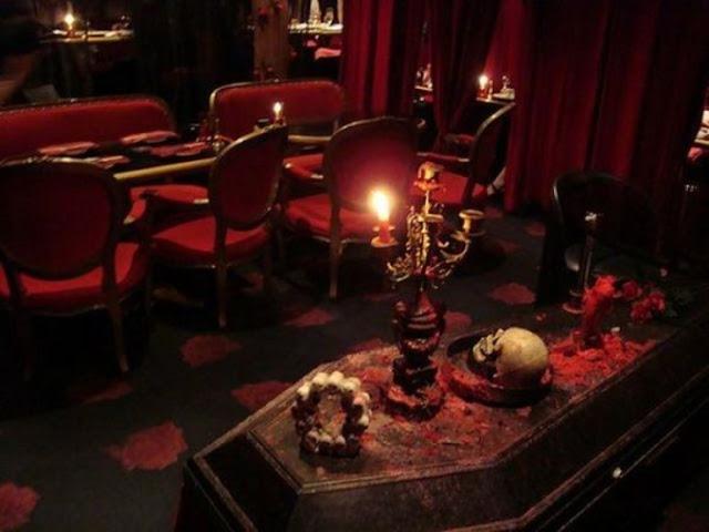 gothic vampire atmosphere atmosfera gotica evento vampiri