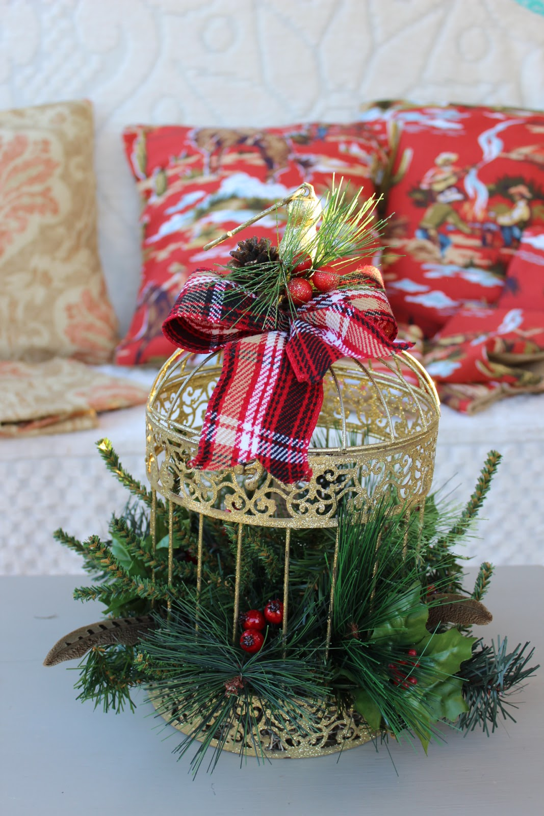 Gypsyfarmgirl a rustic christmas gift and decor ideas