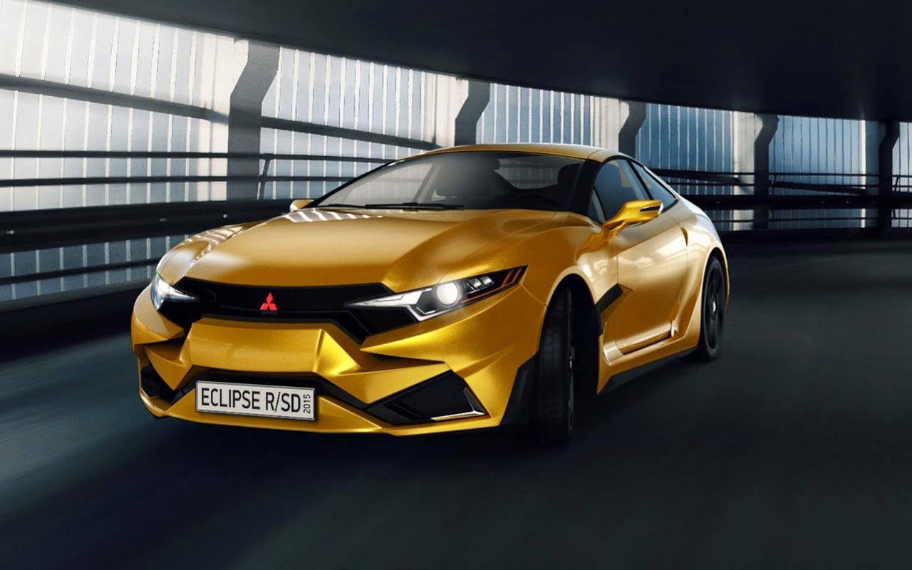 2016 Mitsubishi Eclipse Concept Release Date And Price Automotive