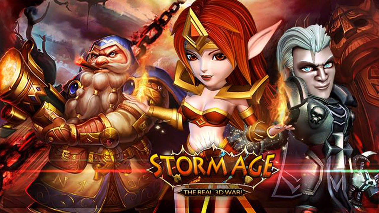 Storm Age Gameplay Android