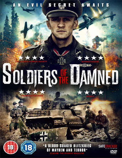 Ver Soldiers of the Damned (2015) Online
