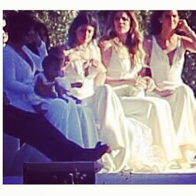 kim kardashian and kanye west married plus more pictures