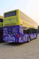 Bus tingkat pariwisata DKI Jakarta
