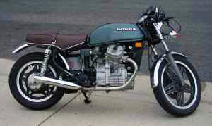 cx500 as it was bought