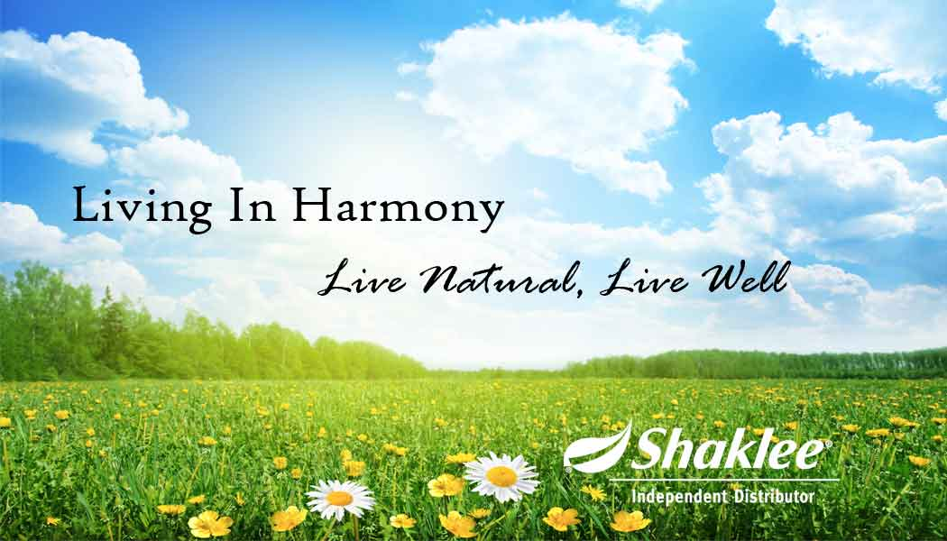 living in harmony with nature Living in harmony with nature is an expression we hear so much in the health  and wellness sphere but what does this expression really mean, and how can  we.