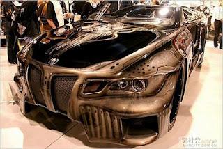 BMW 645 EXTREME MODIFICATION