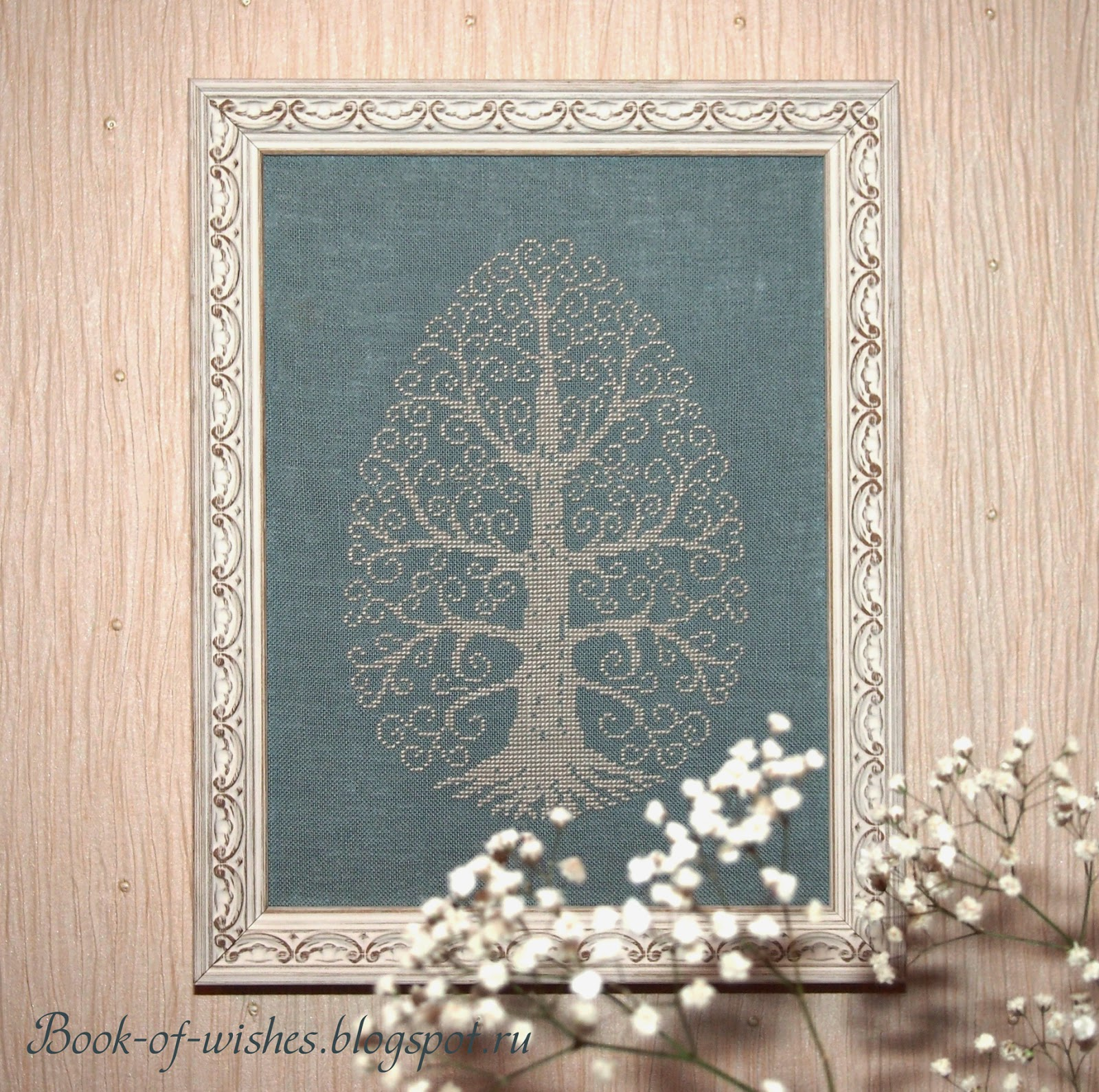 Elisa Tortonesi egg tree