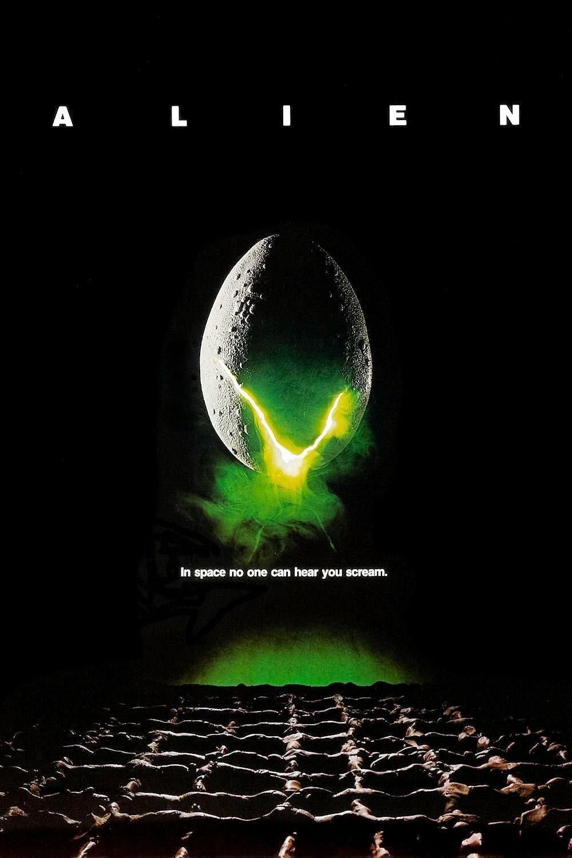 Cartel Alien 1979