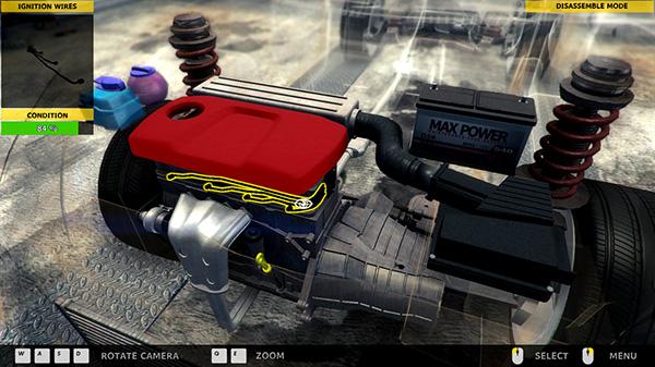Ohgamegratis - Car Mechanic Simulator 2014 - Full Version Screenshot 2