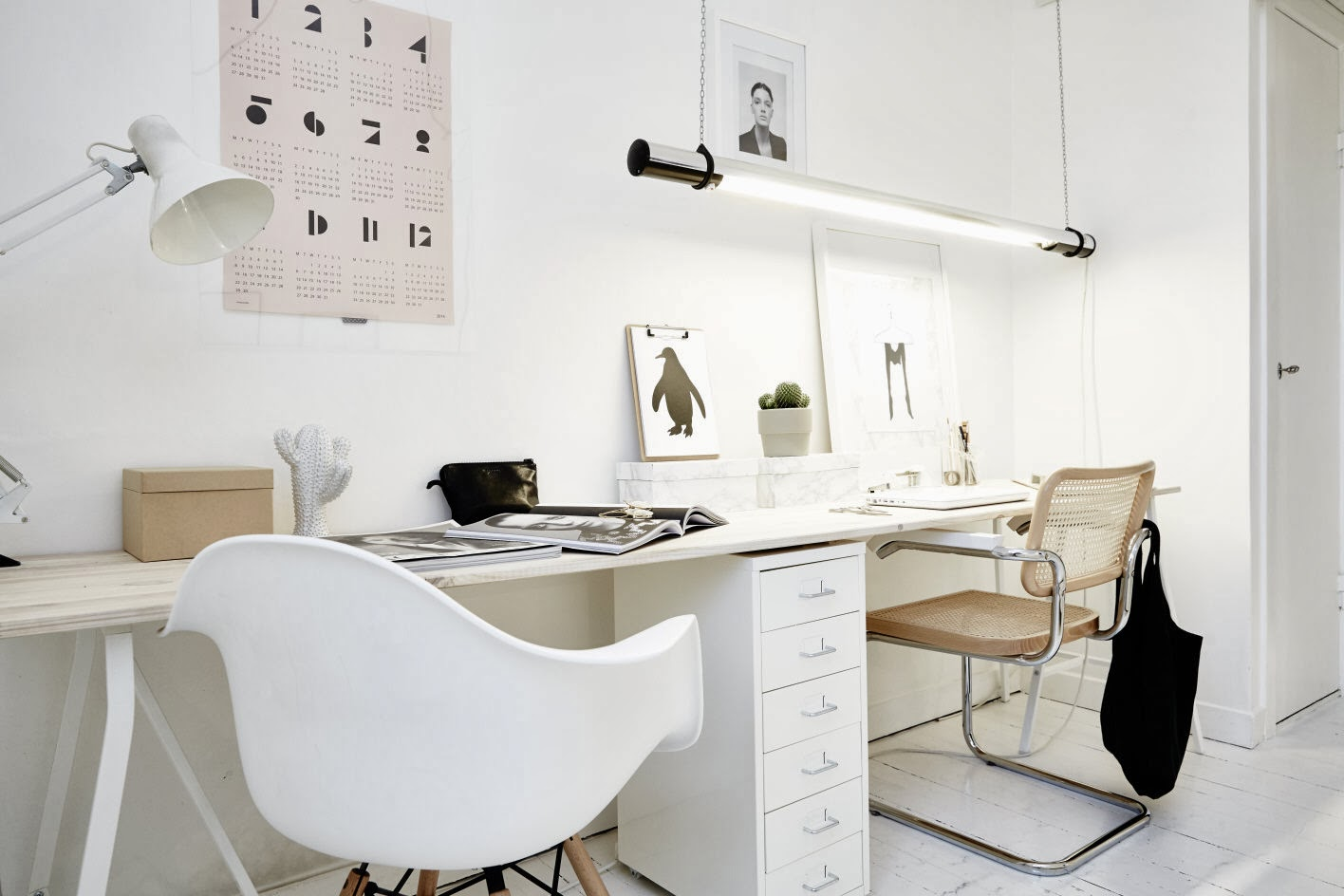 Deco chambre interieur elin 39 s home for Swedish design desk