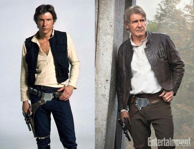 Han Solo, Harrison Ford, Starwars