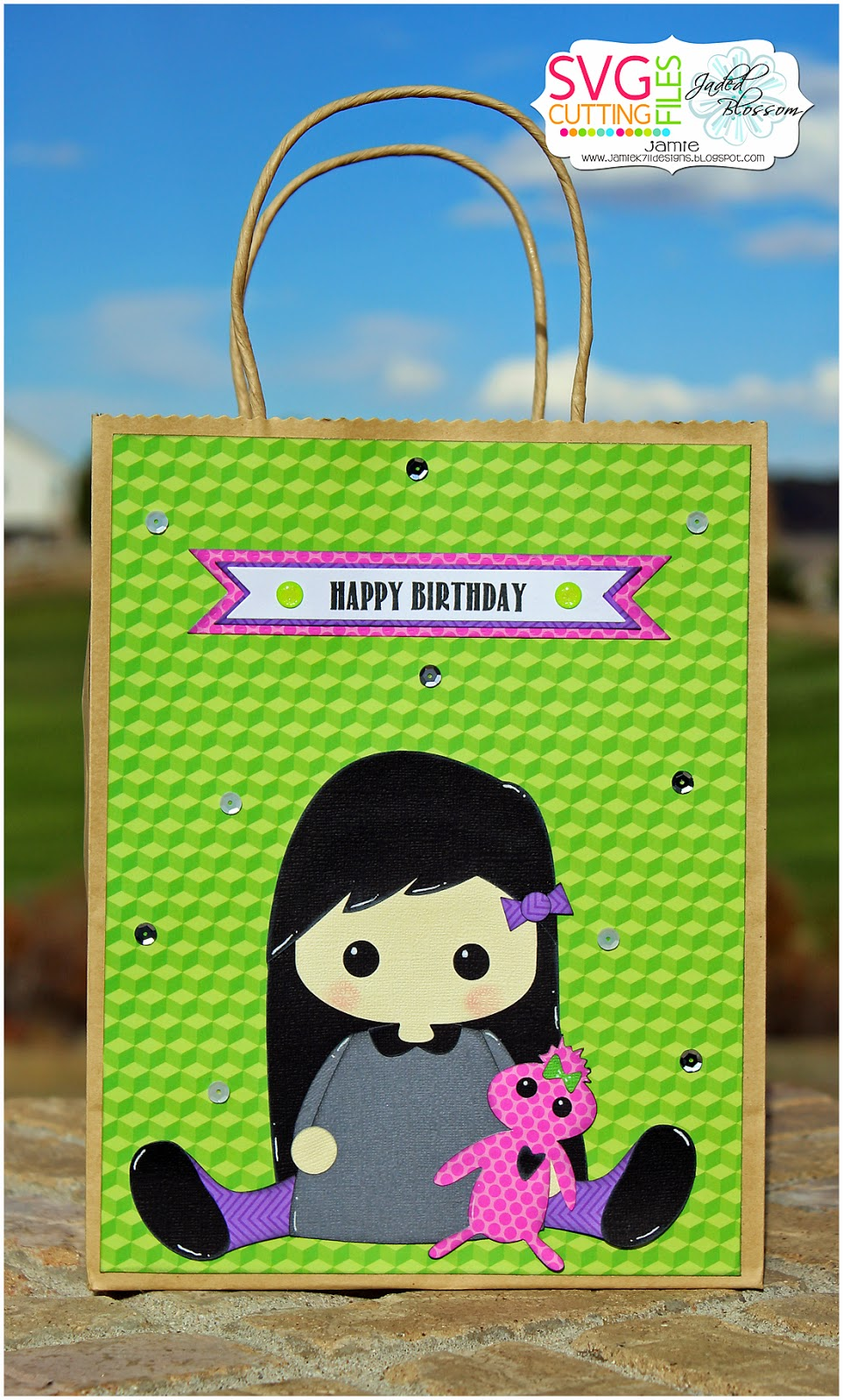 jamiek711 designs ann s surprise birthday bash