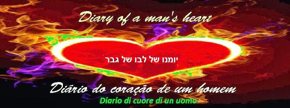 Diário do coração de um homem