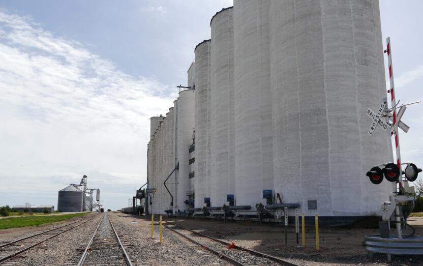 Seibert grain elevators