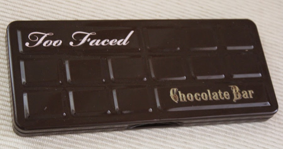 palette Chocolate bar от Too faced