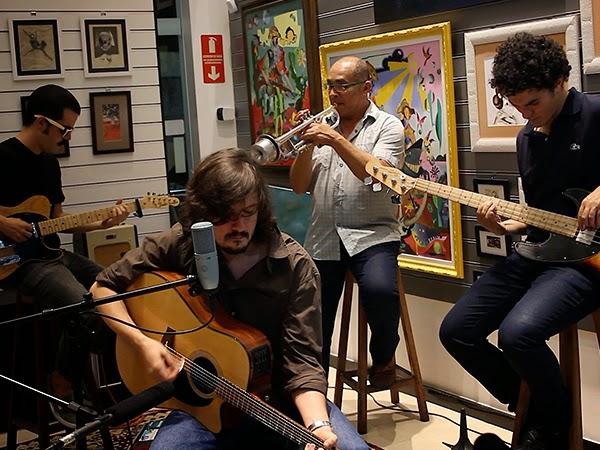 Cine São José de Campina Grande recebe lançamento do projeto 'Barracuda Live Sessions'