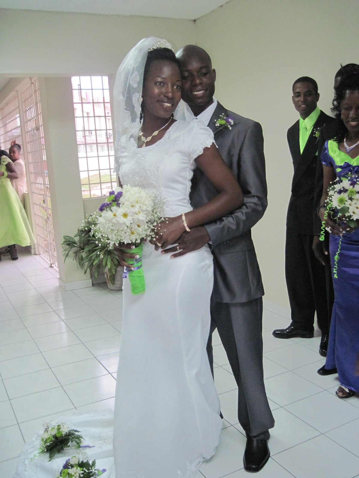 Smith\'s Jamaican Mission: Jamaican Wedding