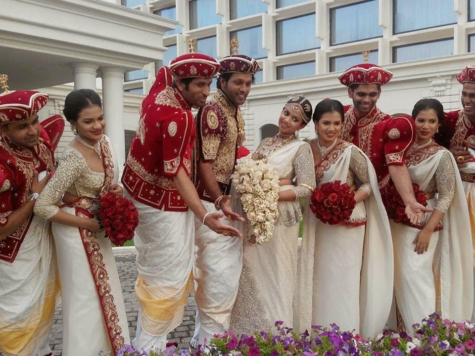 Roshan Ranawana Wedding Photos Sri Lanka Hot Picture