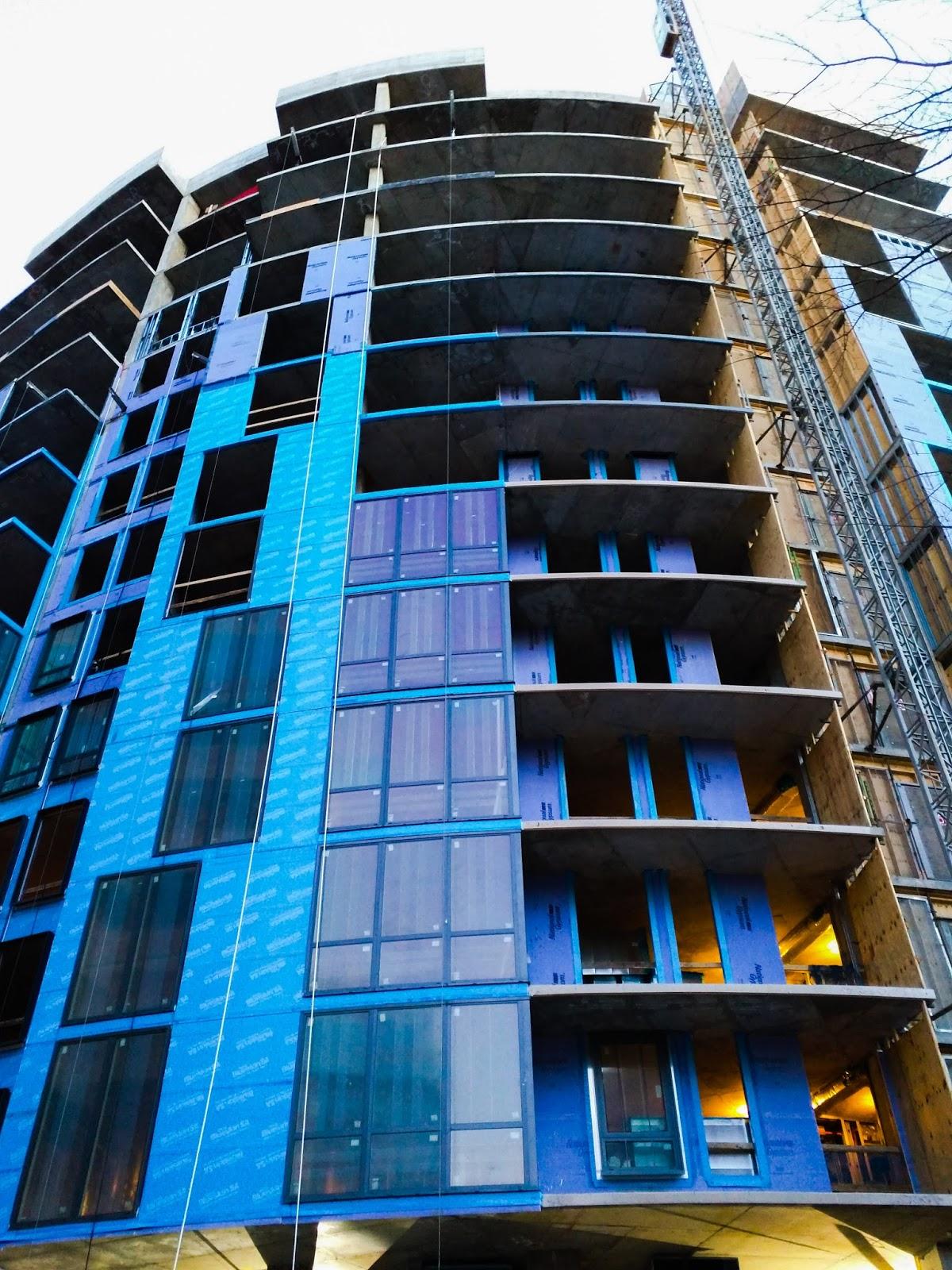 Bethesda Construction Update: Element 28 Luxury Apartments (Photos)