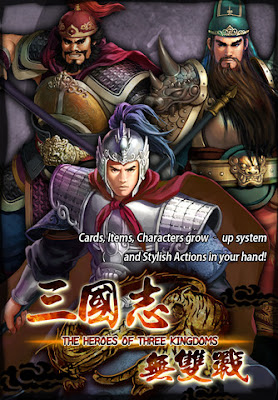 The Heroes of Three Kingdoms Apk