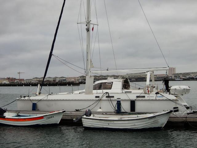 Used catamaran