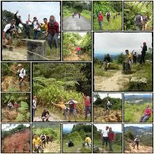 Tanah Runtuh di Cameron Highland Pahang